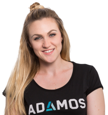 Isabell Schneider, Office Management, ADAMOS