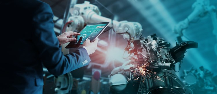 Digitalization in mechanical and plant engineering